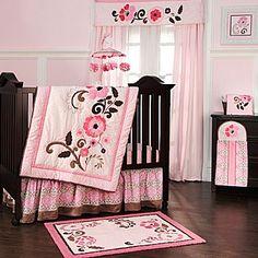 Kids Line™ Juliana 4-pc. Baby Bedding - jcpenney