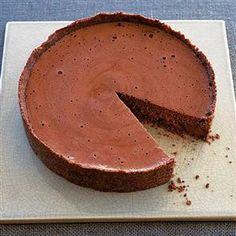 Rich chocolate mousse torte Recipe | delicious. Magazine