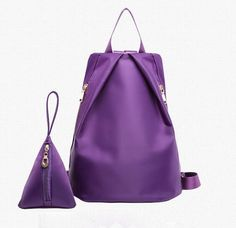 Dumpling shape backpack with an extra pouch – Hand Pick Style