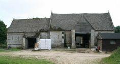 Double Barn at Ablington