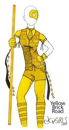 the wiz costume - Google Search