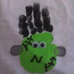handprint frankenstein