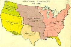 After the Louisiana Purchase deal was made between the French and the United States, our country doubled in size.