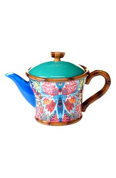 POETIC WANDERLUST Tracy Porter® For Poetic Wanderlust® 'Magpie' Teapot available at #Nordstrom