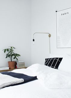 Nordic apartment styled by Susanna Vento. Products from Ferm Living, Normann Copenhagen, Menu, Elkeland, Ikea, Varpunen, Himmee.