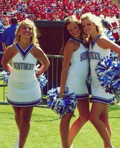College Cheerleader Heaven Sec Week Presents Kentucky S