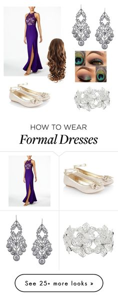 """""""Show choir ideas"""" by tarynthompson80 on Polyvore featuring Nightway, 1928, M&Co and Monsoon"""