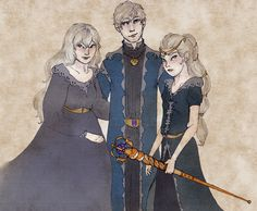 The Royal Family by luisa0923 on deviantART