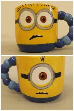 Minion mug