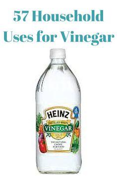 57 Household Uses for Vinegar