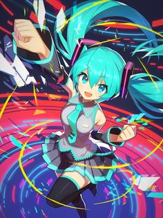I'm guessing German, but I have no idea. (Dang it Jim, I'm a doctor, not a linguist!) Solid pic though! Hatsune Miku vind jullie echt een geweldig Fans!! Dat ze zo blij van ons word!