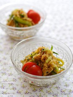 切り干し大根のバルサミコサラダ by 西山京子/ちょりママ | レシピ ...