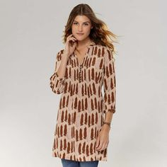 $118 - FOSSIL® : Riley Tunic WC8404