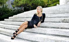 MY FALL WARDROBE: LEATHER SKIRT http://hellomissmoda.it/my-fall-wardrobe-leather-skirt/