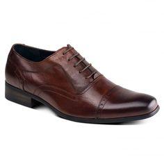 Padova ZM3767 Brown Shoes