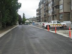 Municipal contractors for asphalt pavement repair- View what work we have done in municipal area. Call our Help Line (604 857 3126)  for pavement repair
