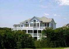 Twiddy Outer Banks Vacation Home - Beach Impulse - Corolla - Semi-Oceanfront - 6 Bedrooms