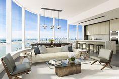 111 Murray Street, Tribeca, Luxury Real Estate, Condo, Condominium, New Development, Architecture, Style, Design, NYC, New York, New York City, TriBeCa