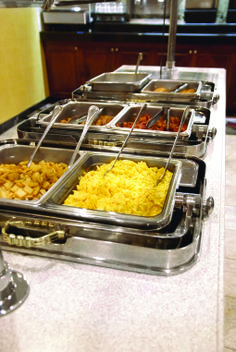 Enjoy Embassy Suites Austin Downtown/Town Lake cooked-to-order breakfast. Yeah, it's Austin Downtown, Embassy Suites, Free Breakfast, Weekend Getaways, Macaroni And Cheese, Cooking, Ethnic Recipes, Food, Kitchen