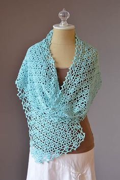 Little Dove Scarf Pattern