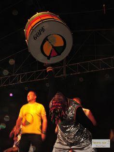 Festival da Cultura Japonesa 2015 Salvador. Olodum