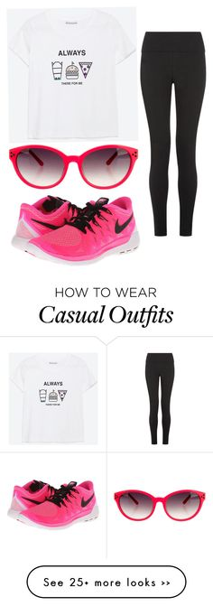 """""""Casual"""" by junararri on Polyvore"""