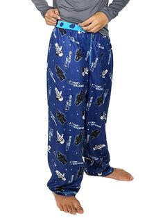 Little Kid//Big Kid LEGO Batman Boys Flannel Lounge Pajama Pants