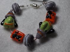 Wicked WItch Halloween Bracelet FREE SHIPPING  $7.50