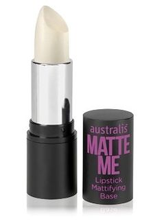 Matte Me Lip Mattifier Stick  ~Going to order this with my next paycheck hopefully! Can't wait to try :))))))