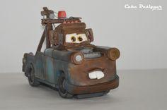 Cake Designer per caso [Cars -Tow Mater]