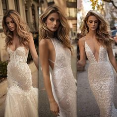 This #weddingwednesday we're crushing on the new @bertabridal collection! We think it'd look incredible with our limited edition Star Collection 🌟 #sayyesinrs