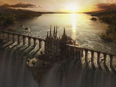 Fantasy Castle Wallpaper For Desktop Background 13 HD Wallpapers