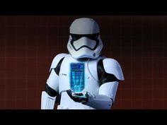 """Star Wars — интерактивное приложение для фанатов саги """"Звездные Войны"""""""