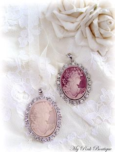 Cameos and Lace