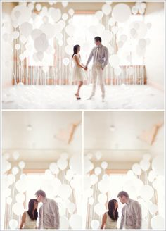 I love this picture so much I think my husband and I are going to have to do this :) Balloons Photography, Couple Photography, Engagement Photography, Wedding Photography, Photography Photos, Engagement Couple, Engagement Shoots, Wedding Engagement, Ballons Fotografie