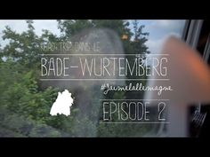 Road trip dans le Bade-Wurtemberg – Road trip in Baden-Württemberg – Episode 2 - YouTube