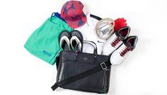Trendy Golf, Summer Essentials, Golf Bags, Longchamp, Tote Bag, Sports, Hs Sports, Totes, Sport