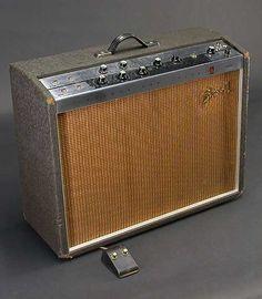 1963 Gibson GA-30RVT Invader
