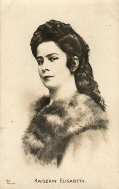 Elisabeth von Österreich, Empress of Austria