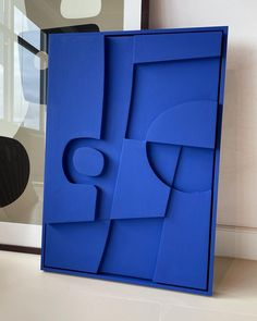 Excited about this super matte blue color, made as a special present for an agency's celebration. In love! #somethingelse #statement #color… Furniture Decor, Celebration, Blue, Instagram, Color, Colour, Colors