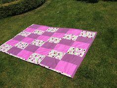 Patchworkdecke Quillow von KrebsWelten auf DaWanda.com
