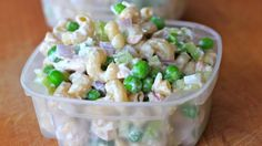 clean eating tuna pasta salad  http://cleananddelicious.com/2012/04/04/video-clean-eating-tuna-pasta-salad-to-take-for-lunch/