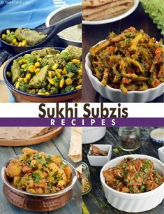 Sukhi Subzis Recipes Dry Indian Vegetables Sukhi Sabzi - Sukhi Subzis Recipes Makai Ki Subzi Bhindi Sambhariya This Is A Dry Vegetable Dish Made With Cabbage Other Vegetables Like Beans Cluster Beans Sabre Beans Carrots Etc Can Also Be Prepared Indian Vegetable Recipes, Veg Recipes, Curry Recipes, Indian Food Recipes, Dinner Recipes, Cooking Recipes, Indian Recipes For Dinner, Indian Vegetable Side Dish, Indian Vegetarian Recipes