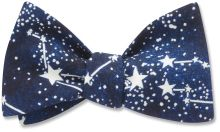 Galaxy - Boys' Bow Tie