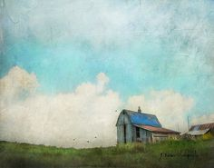 The Blue Between | ... some days it's easier to see than oth… | jamie heiden | Flickr
