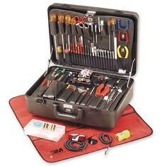 80120RLLG Computer Maintenance Kit Special tools for professional Computer Service Technicians