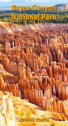 Travel costs for Bryce Canyon National Park