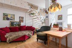beautiful furnished maisonette apartment - WG Zimmer in Berlin-Friedrichshain