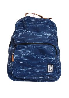 be60b58013137 the pack society blue waves backpack