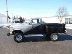 Sell used 1980 Ford F150 Step-Side 4X4 Regular cab in Wyoming, Illinois, United States, for US $5,000.00 Ford F150 Pickup, Cool Trucks, Wyoming, Illinois, Ranger, 4x4, Monster Trucks, United States, The Unit